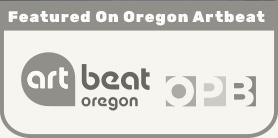 Featured on Oregon ArtBeat