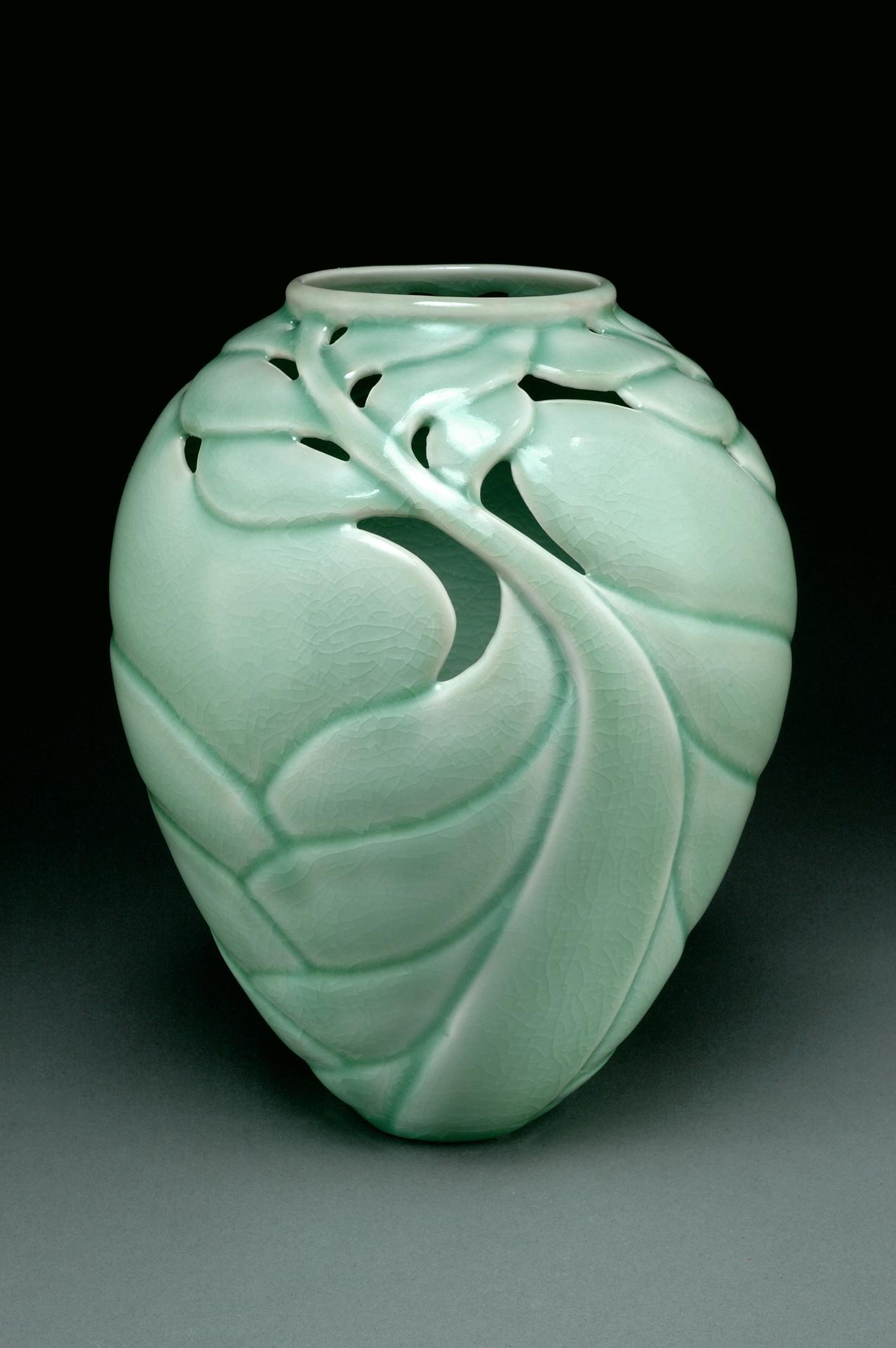 See Through Vase