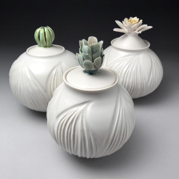 Garden Jar Series