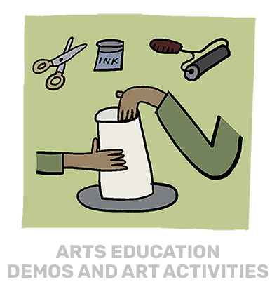 Arts Education Demos and Activities