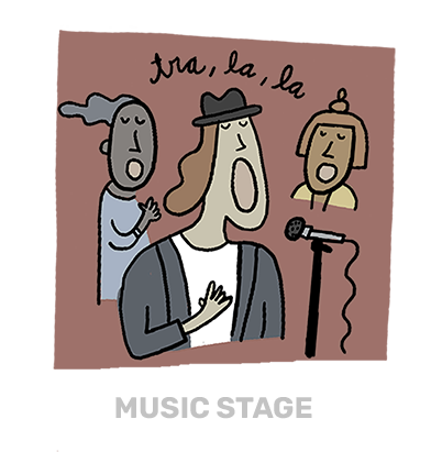 Music Stage