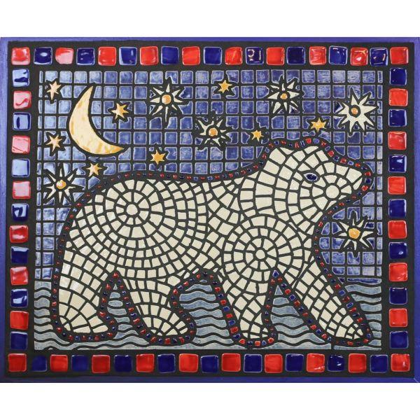 Little Bear Walks By Night